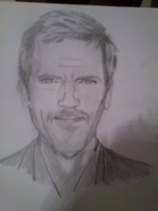 Hugh Laurie par perlefr